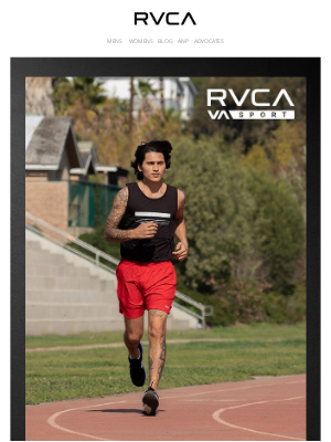 RVCA - The Yogger Jogger is a Training Must-Have