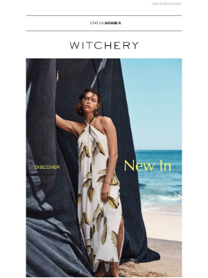 Witchery (AU) - NEW ARRIVALS. MADE TO RELAX.