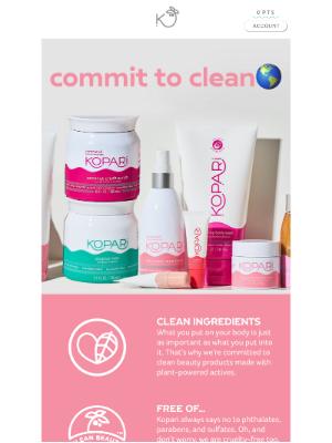 Kopari Beauty - Get A Clean Start In 2021 🥥