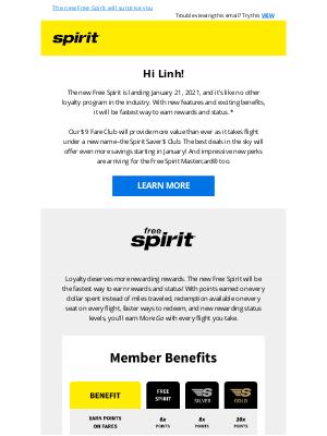 Spirit Airlines - The Fastest Way To Rewards