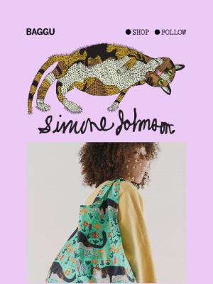 BAGGU - Simone Johnson x BAGGU