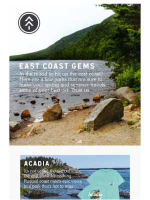 Parks Project - National Parks: East Coast Edition 🌲