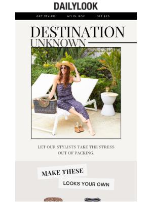 DailyLook - Vacation Ready!