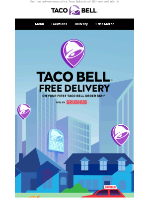 It's 2020. Clearly, it's time for Taco Bell. 🌮👀