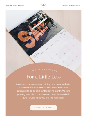 Social Print Studio - A New Way to Save