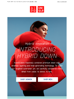 Introducing: Hybrid Down