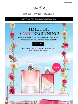 Lancome - Treat Yourself to a Complimentary Full-size!