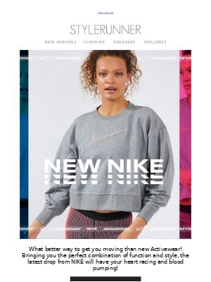 Stylerunner - New Nike You Need!