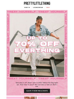 SALE your way into the weekend 🤑