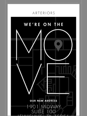 Arteriors Home - We're on the Move