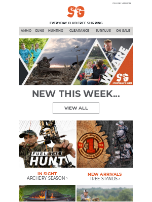 Sportsman's Guide - The FALL Highlight Reel