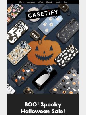 👻  BOO! Halloween Sale! 🎃