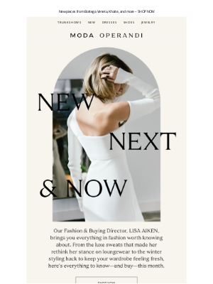 Moda Operandi - The Spring trend I'm embracing early for the holidays at home