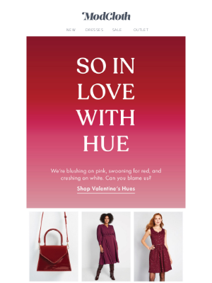Falling in love with hue.