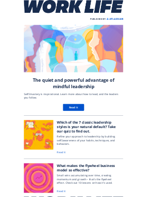 Atlassian - Mindful leadership isn't woo-woo, it's welcomed