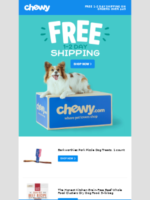 Order Now and Get FREE Shipping!