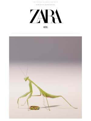 Zara USA - Jewelry collection for #zarakids