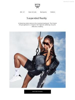 MCM - In the Spotlight: The Klassik Sling Bag