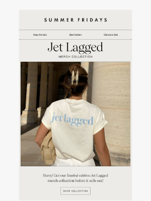 Summer Fridays - Forever Jet Lagged ✈️