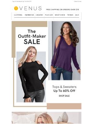 VENUS Fashion - The Outfit-Maker Sale
