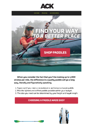 Austin Kayak - 3 Tips for Picking the Perfect Paddle at Any Budget!