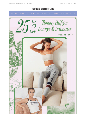 🔥 TODAY ONLY 🔥 25% OFF Tommy Hilfiger