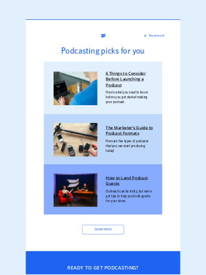 Wistia - Tips and tricks for launching your podcast