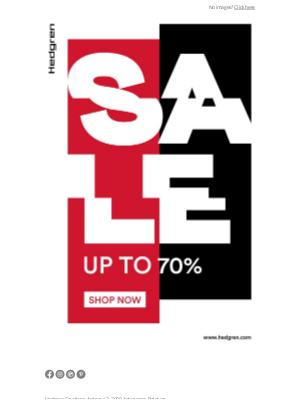 Hedgren - Summer Sale ☀️