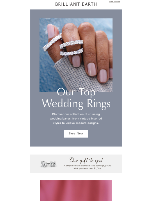 Brilliant Earth - Our favorite wedding rings