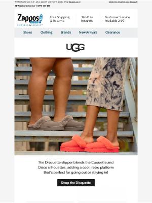 Zappos - UGG®: Easy Style, Iconic Comfort