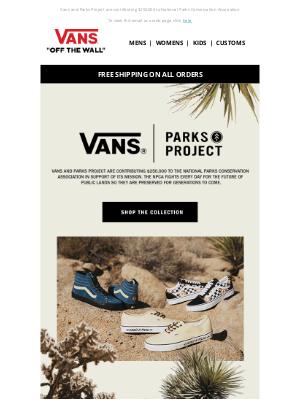 Vans - Vans x Parks Project