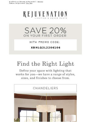 Mark and Graham - Exclusive savings! Shop customizable lighting for every space