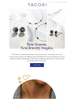 Tacori - Trending Now: New Season Jewelry Must-Haves