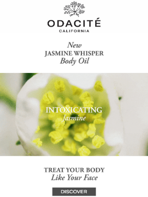 Odacité - Discover the Magic of Jasmine Whisper 💫