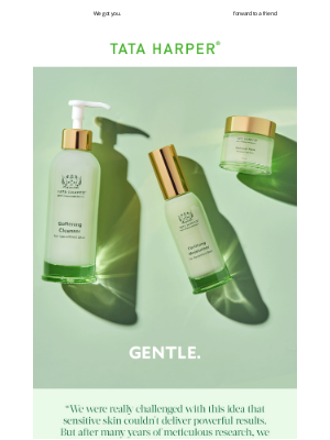 Tata Harper Skincare - Still searching for sensitive skin-friendly skincare? ✨🌱