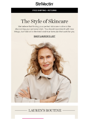 Lauren Hutton Shares Her Tried-And-True Favorites