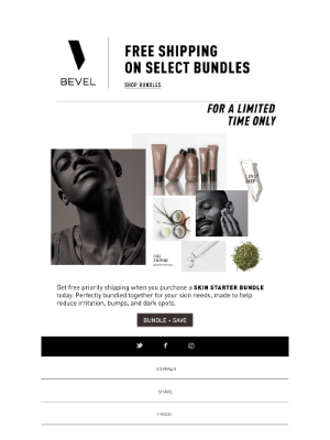 BEVEL - At Your Door for Free 🤑