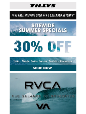 RVCA 🌊 The Balance Of Opposites
