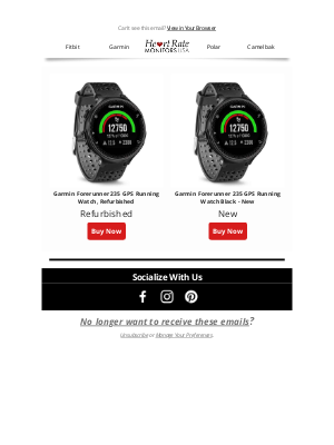 Heart Rate Monitors Usa - 🏃🏻♂️🏃🏻♀️ Our Top Selling Running Watch