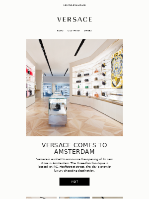 New Boutique Opening: Amsterdam