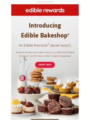 Edible Arrangements - Shhh...Edible Rewards members only 🤫