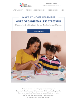 #1 Tool for At-Home Learning