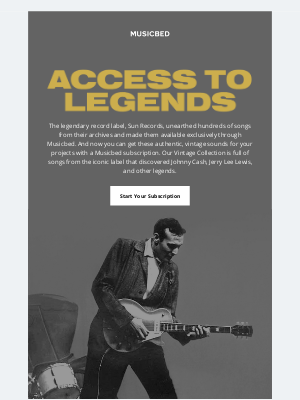 Access To Legends