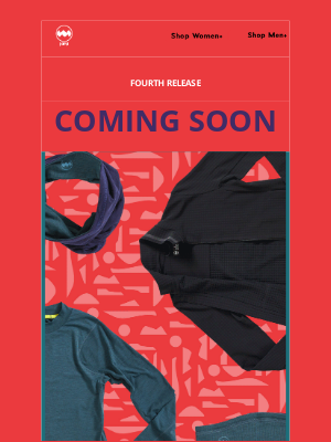 Janji - Coming Soon — Cold Pack