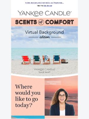 Escape at home…virtually!