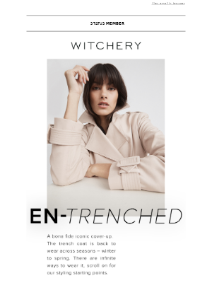 THE TRENCH COAT | Worn Four Ways