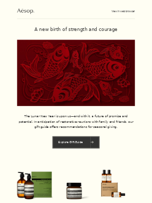 Resolutely forward: honoring the Lunar New Year