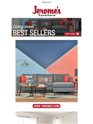Jerome's Furniture - This Weeks Best Sellers 🔥