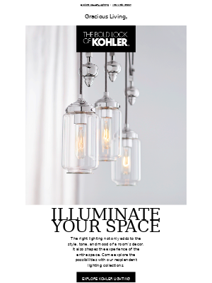 Kohler Co. - Welcome to KOHLER Lighting 💡