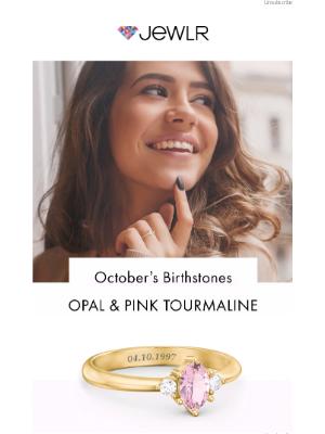Jewlr - Shop October Birthstone Jewelry & Gifts ✨